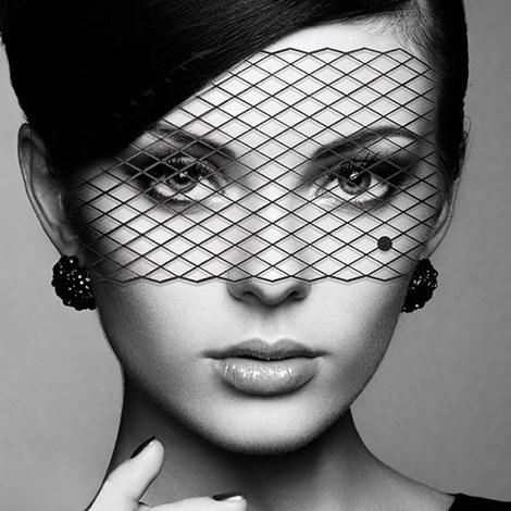 Bijoux Indiscrets Originální maska Louise