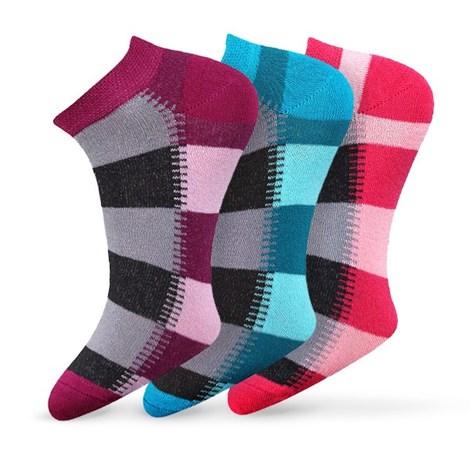 3pack ponožek Piki Mix 43A