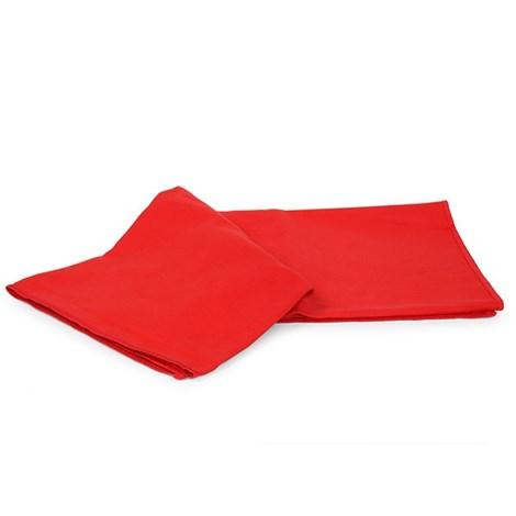 Funkční ručník a osuška červená