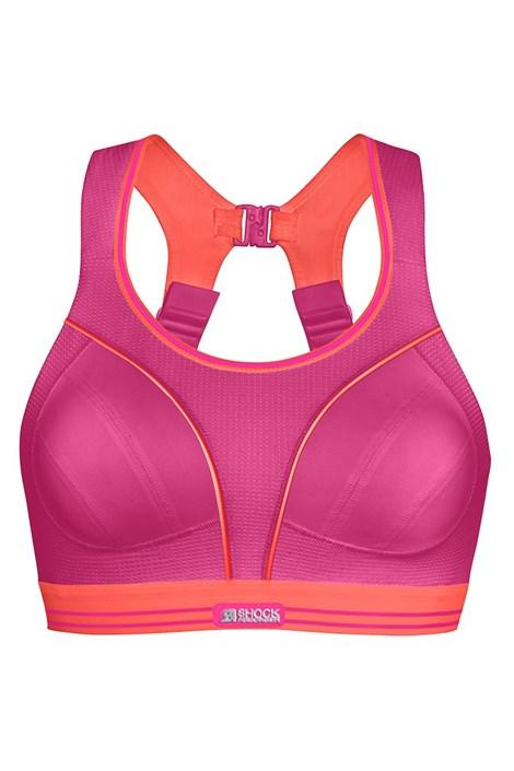 Sportovní podprsenka Shock Absorber S5044 Pink