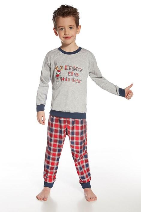 Chlapecké pyžamo Winter
