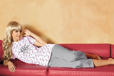 Pyžamo Amanda
