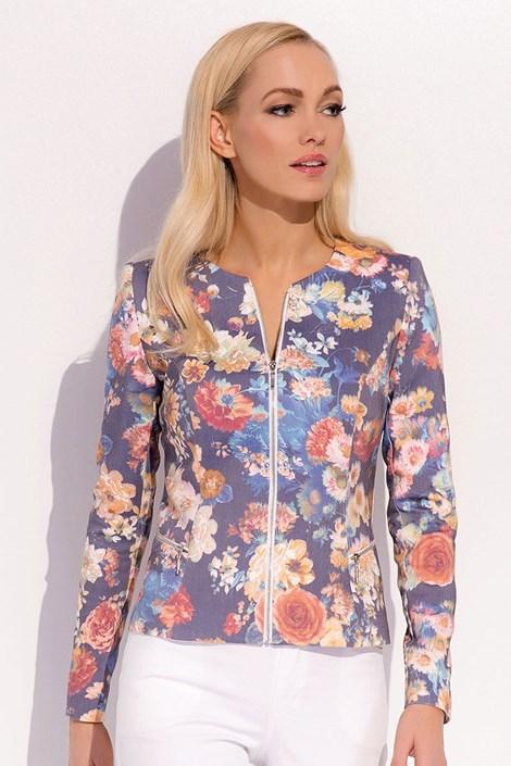 Dámský luxusní kabátek Angela