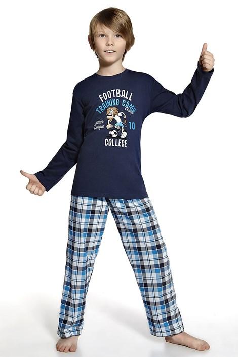 Chlapecké pyžamko Fotbal