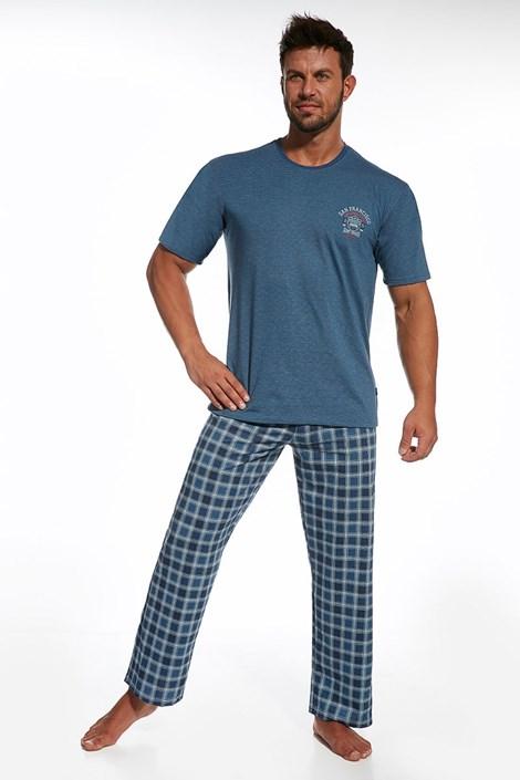 Pánské bavlněné pyžamo Forest
