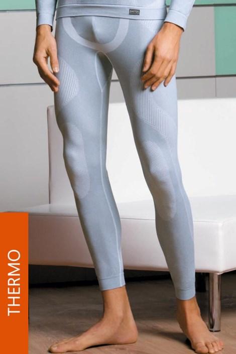 Bezešvé pánské funkční kalhoty Termo Clima