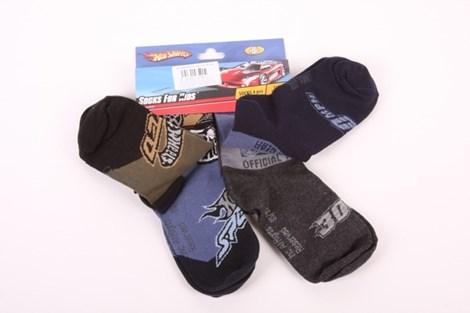 Ponožky Hot Wheels3