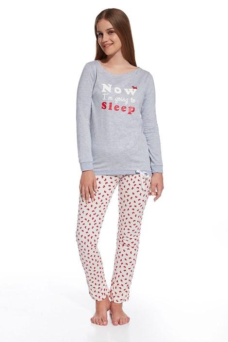 Dívčí pyžamo I´m going to sleep