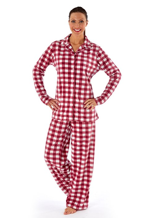 Dámské hřejivé pyžamo Jodie