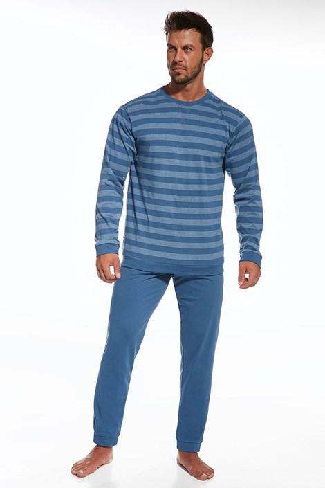 Pánské bavlněné pyžamo Loose