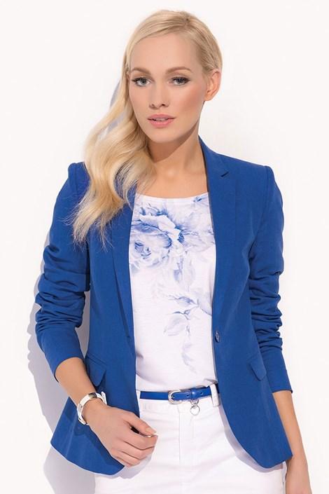 Dámské luxusní sako Olena Blue