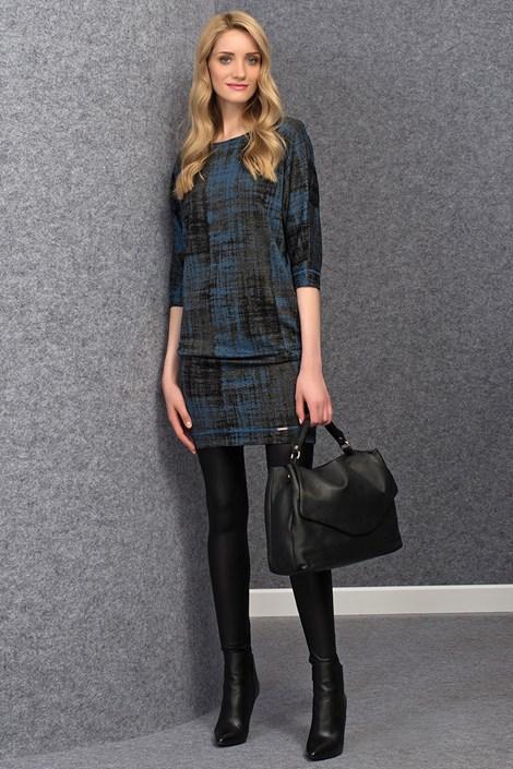 Dámské luxusní šaty Onita Blue