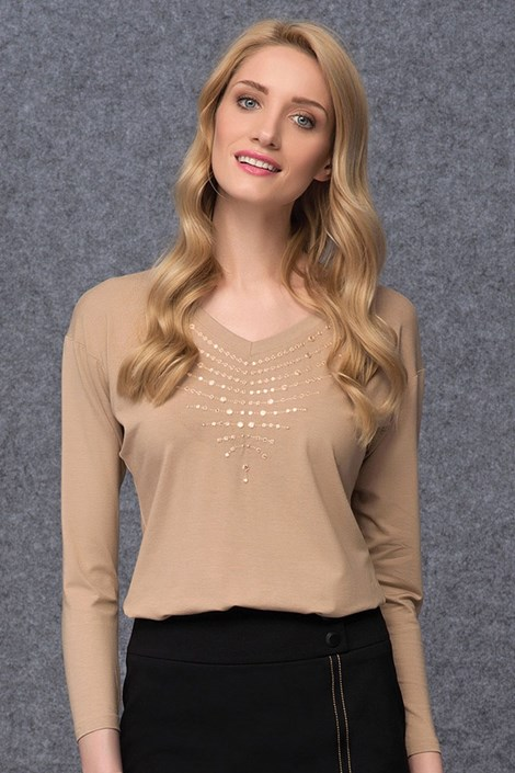 Luxusní dámské tričko Peg