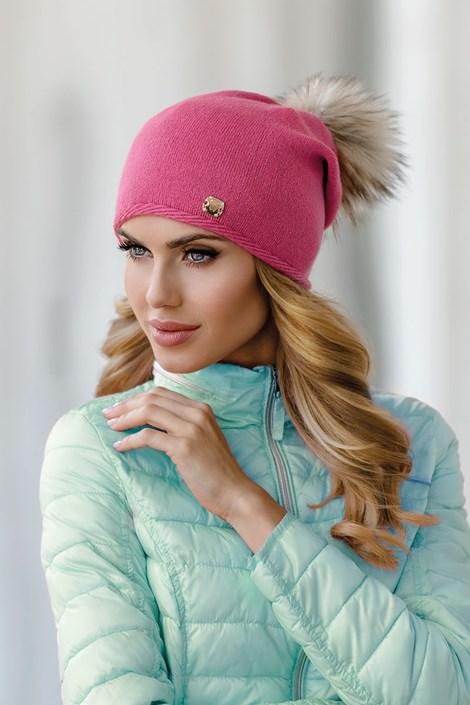 Dámská čepice Pia Pink