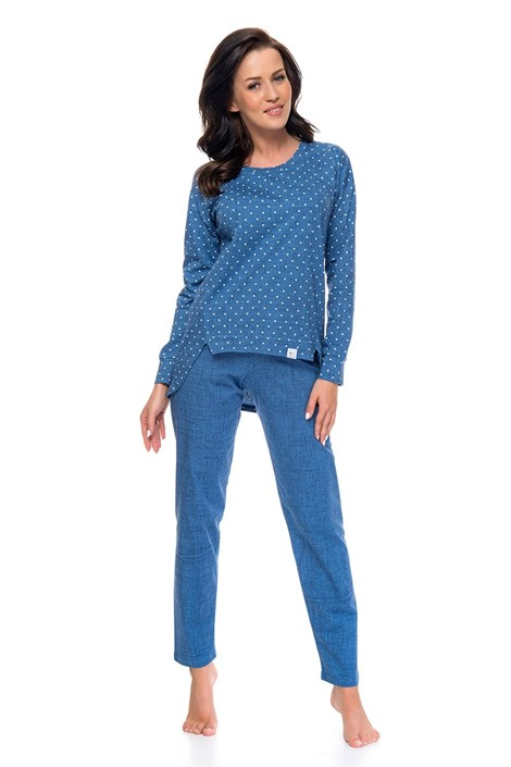 Dámské pyžamo Jeans