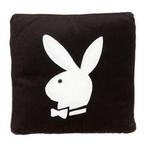 Polštářek Square1 Bunny black