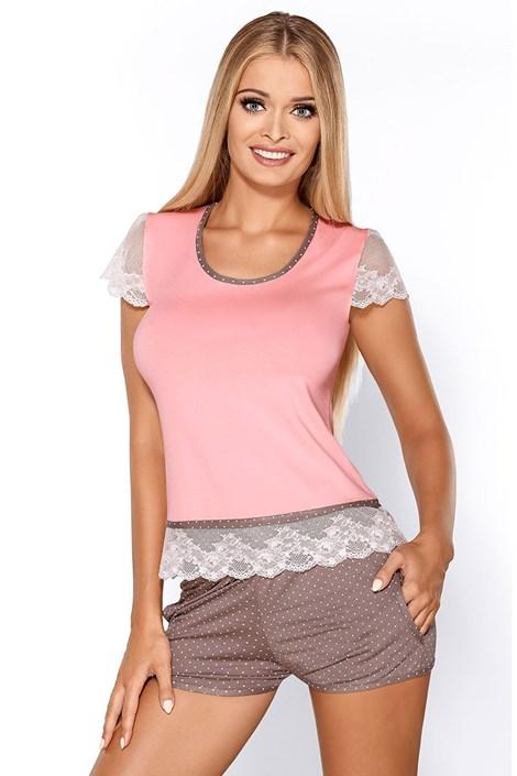 Dámské pyžamo Roxy Pink