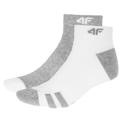 Dámské sportovní ponožky Grey 2pack