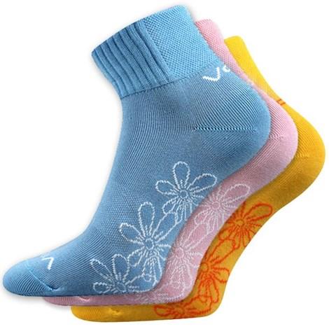 3 pack ponožek Trinity
