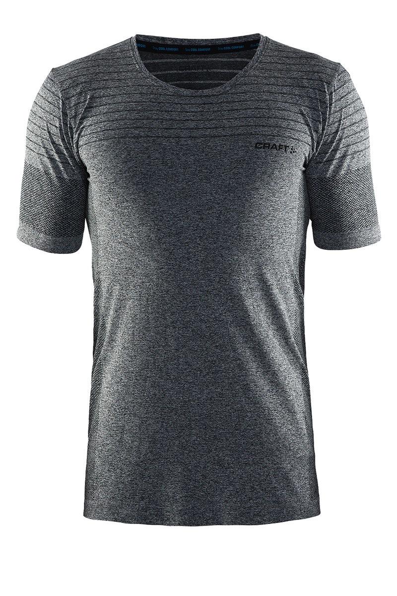 Pánské funkční triko Craft Cool Comfort Grey