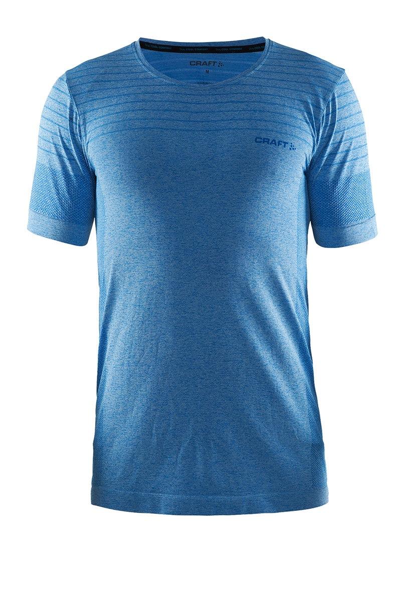 Pánské funkční triko Craft Cool Comfort Blue