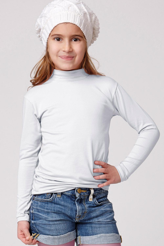 Dětské bavlněné triko se stojáčkem Jadea