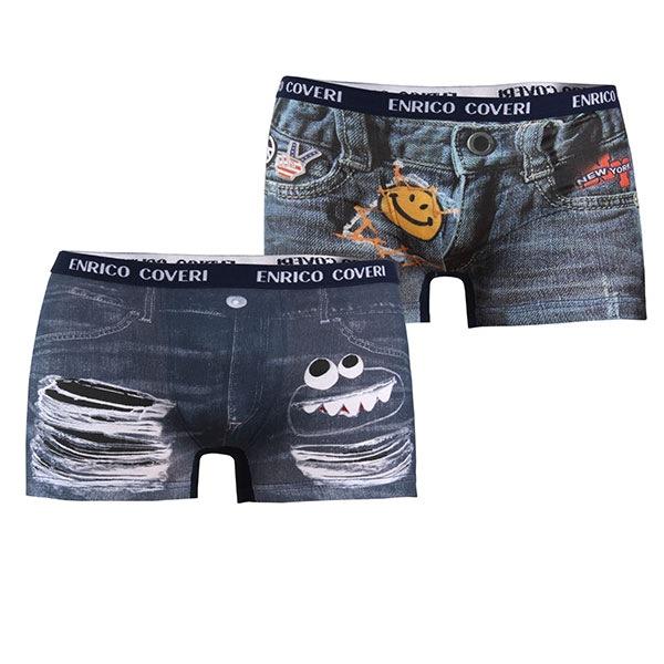 2pack chlapeckých boxerek EB4043