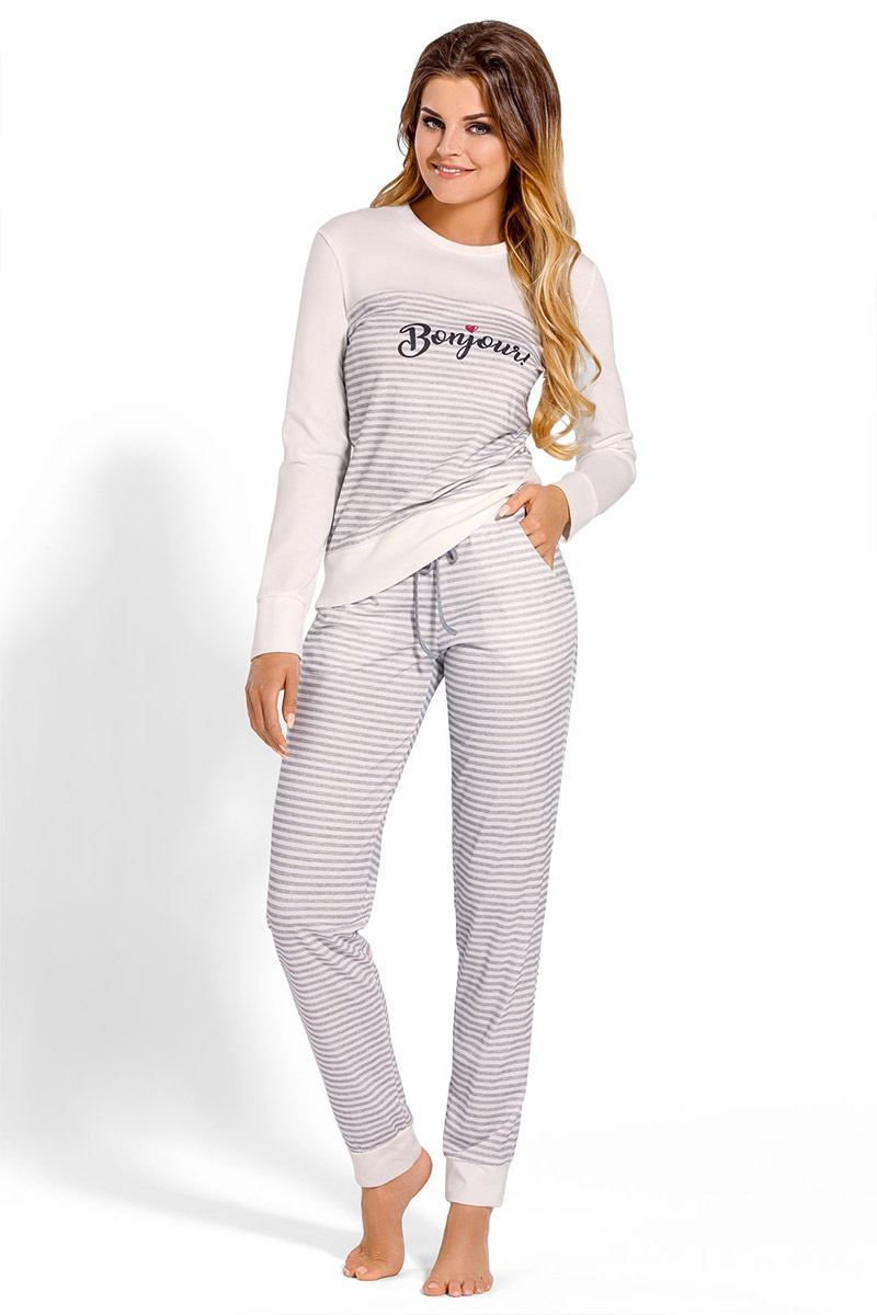 Dámské bavlněné pyžamo Bonjours