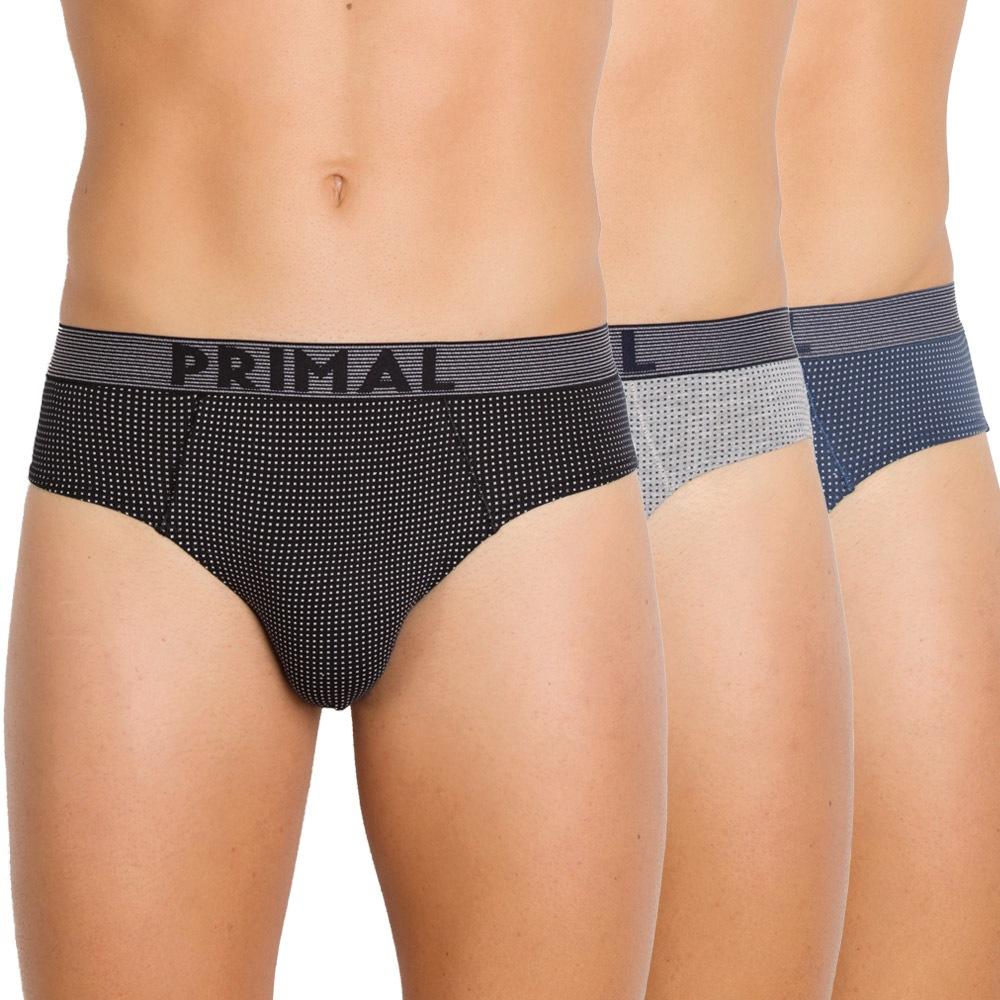 3pack pánských slipů Primal S161
