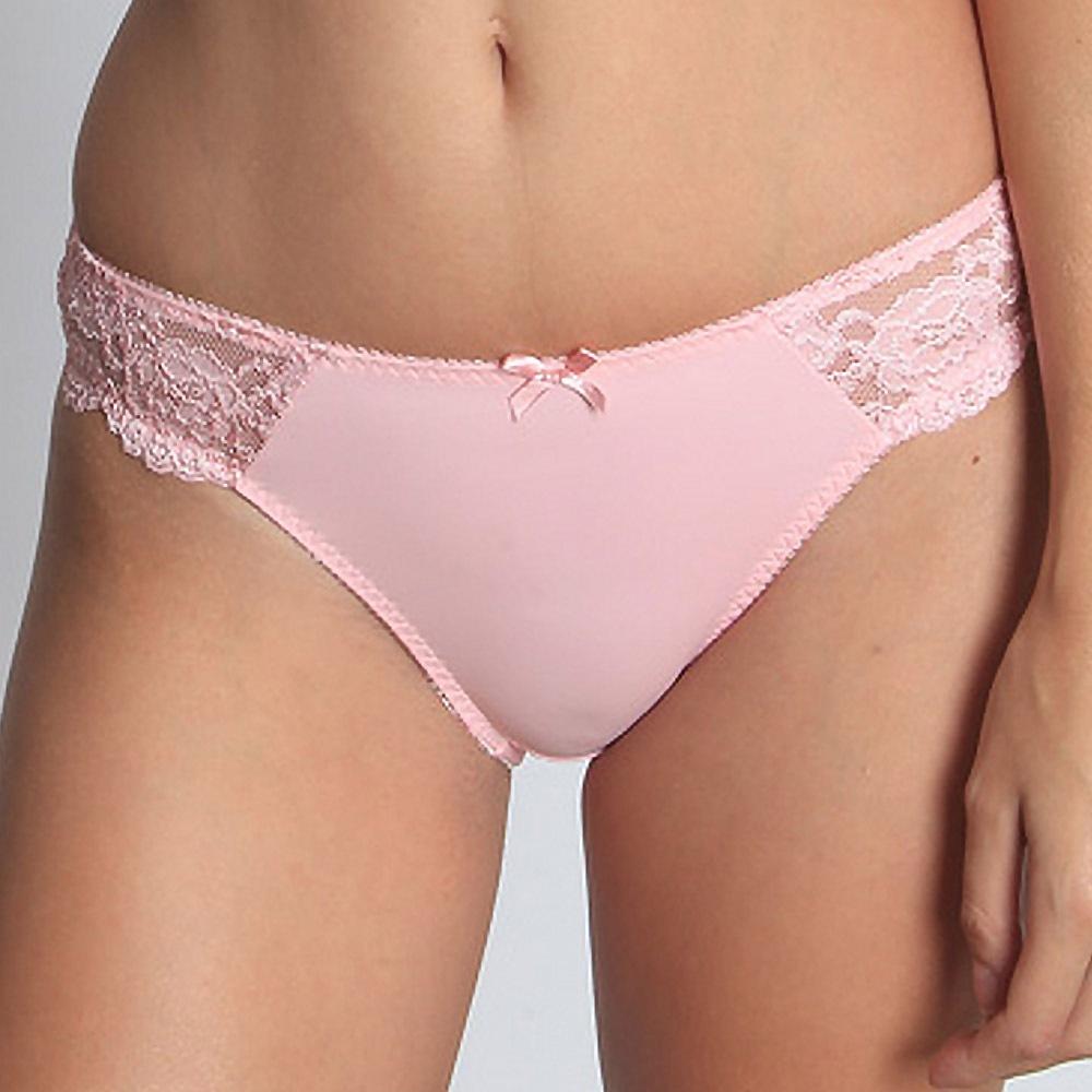 Kalhotky Pink Lace klasické 01