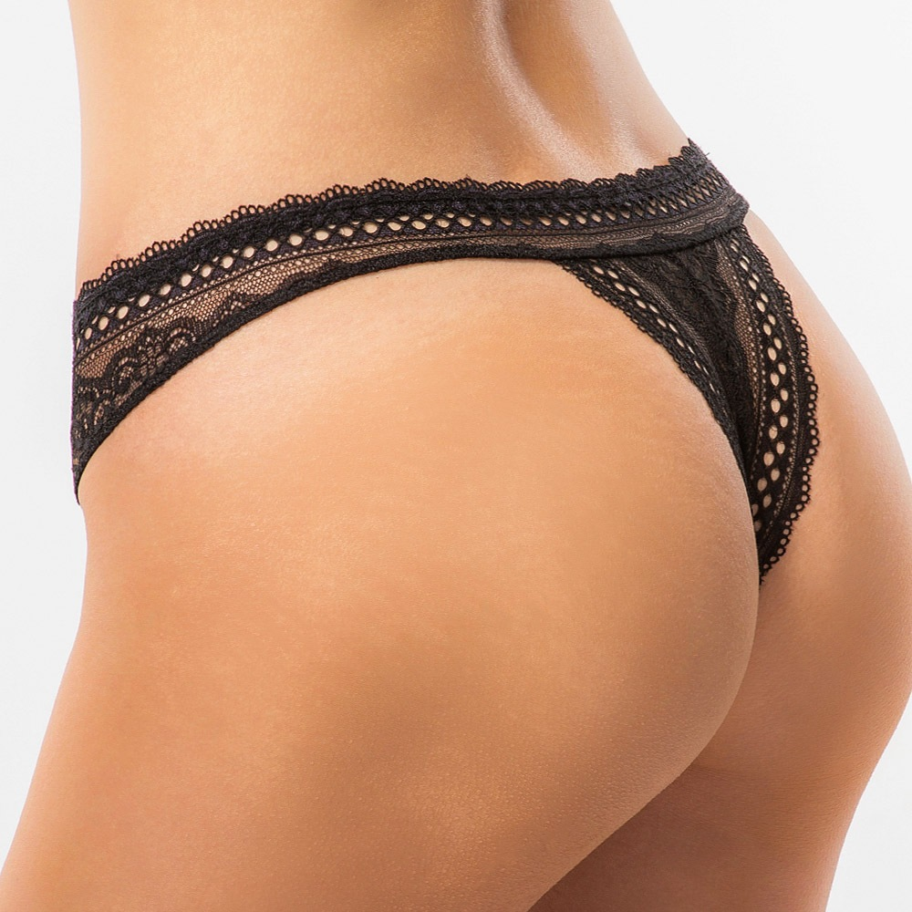 Tanga Majestic Black