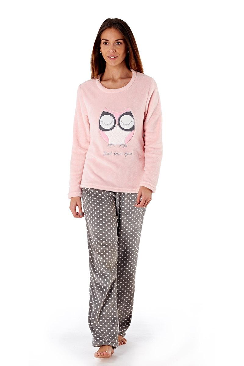 Dámské pyžamo Sleeping Owl