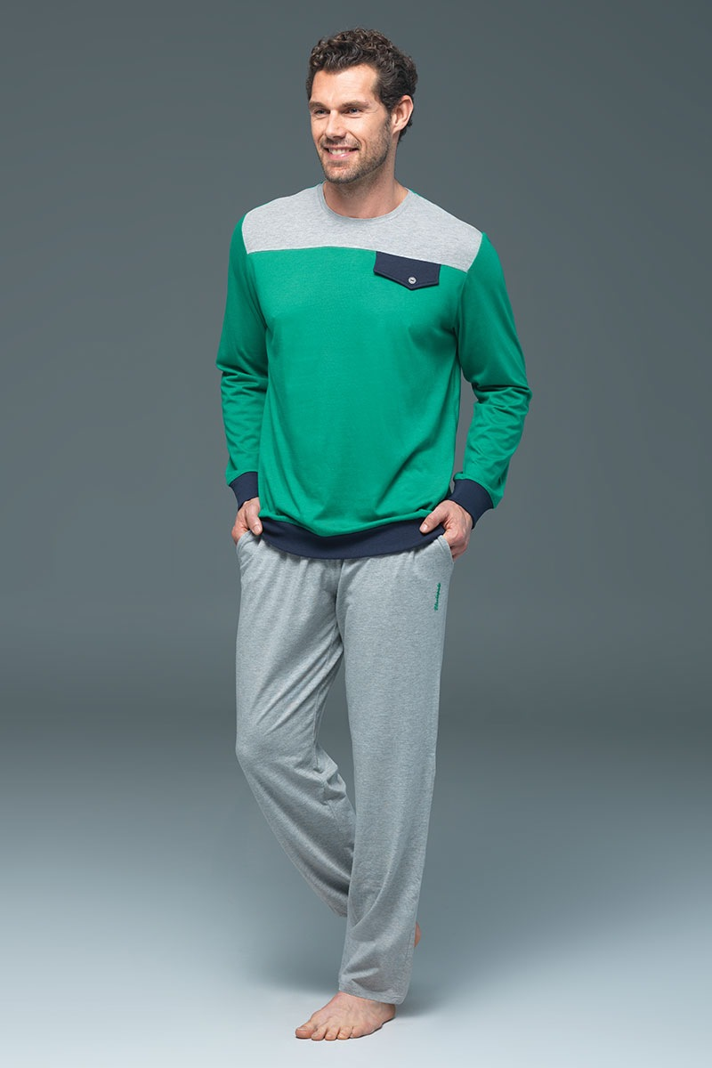 Pánské pyžamo Victor - modal