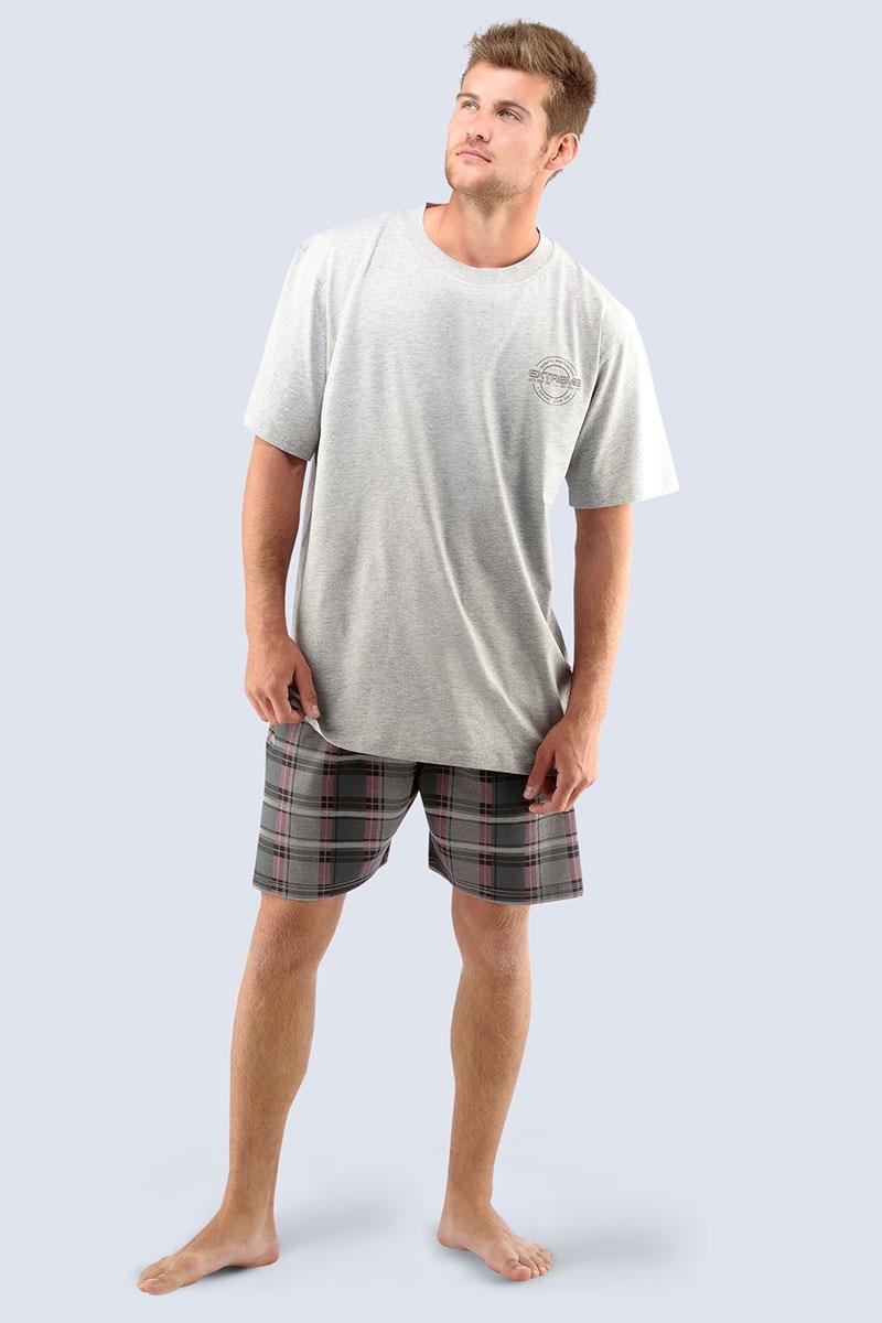 Pánské pyžamo Aleš krátké