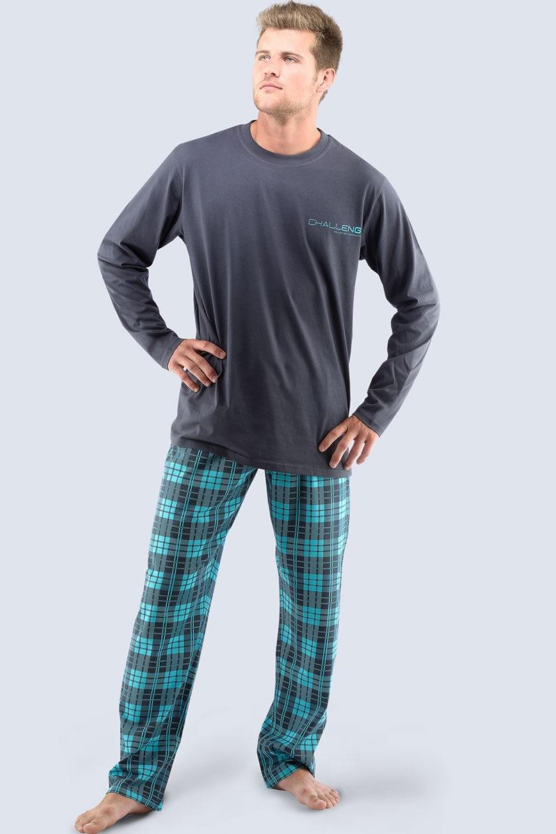 Pánské pyžamo Challenge - dlouhé