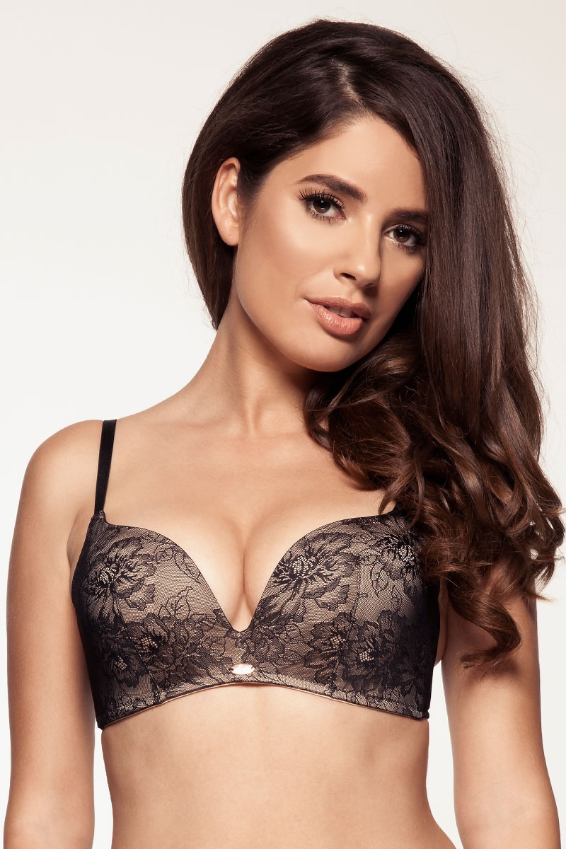 Podprsenka Gossard New Lace Push-Up