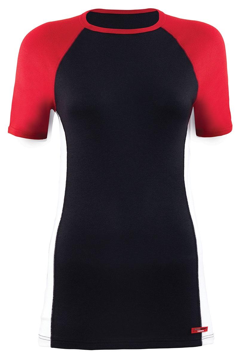 Univerzální funkční triko Black