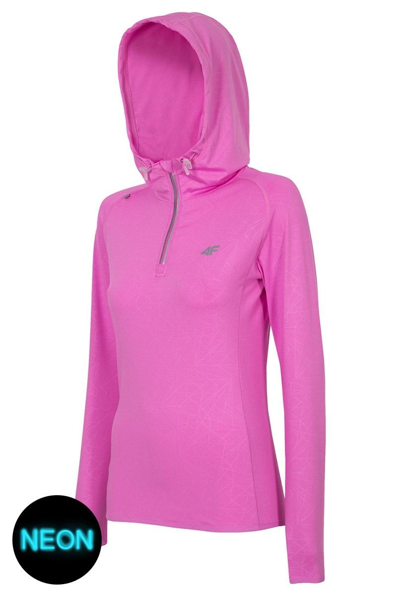 Dámská sportovní mikina 4f Pink
