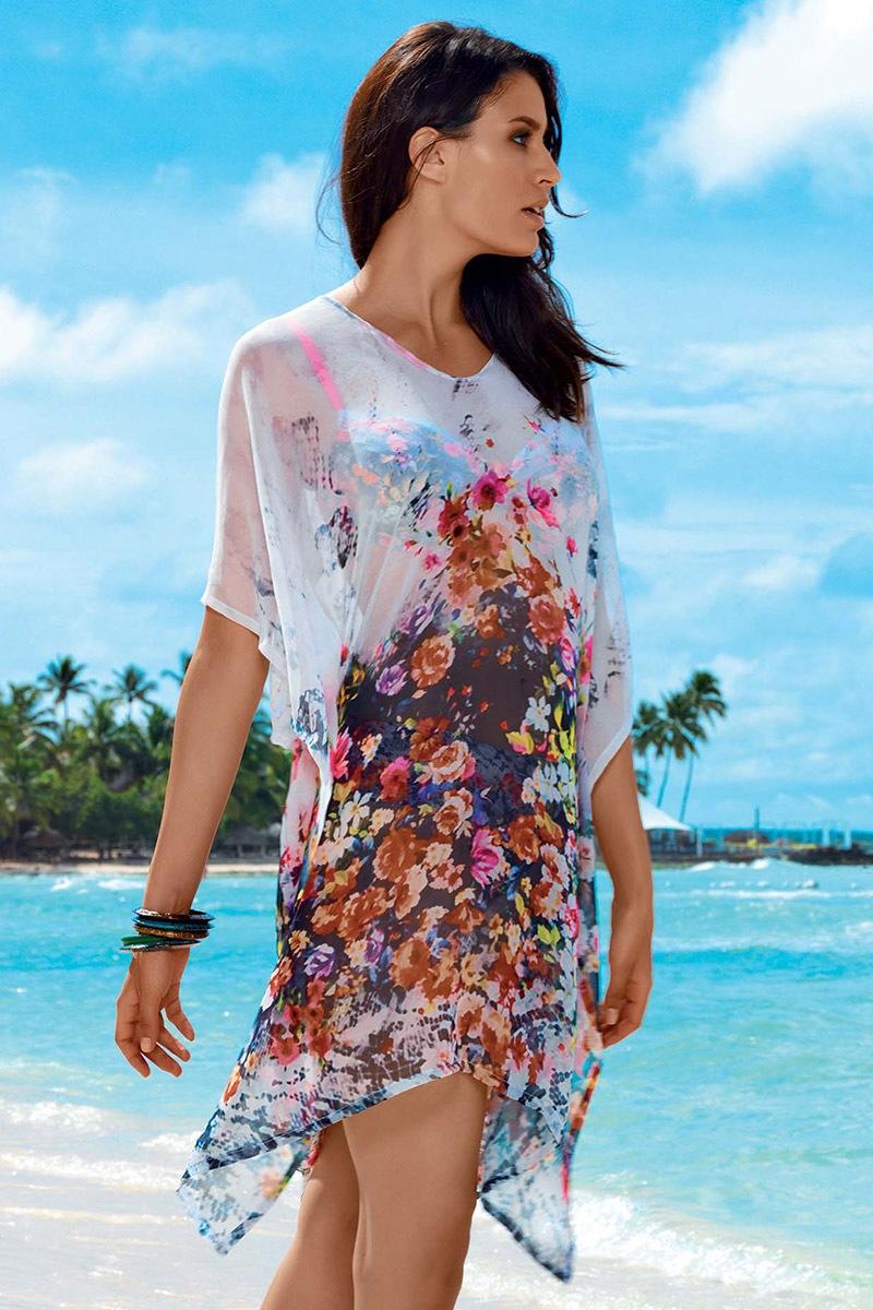Dámské letní plážové šaty Tarja z kolekce David Mare barevná Dámské plážové šaty Tania 2 z kol