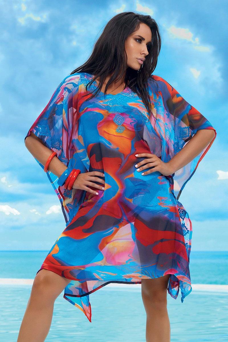 Dámské plážové šaty Adele z kolekce David Mare