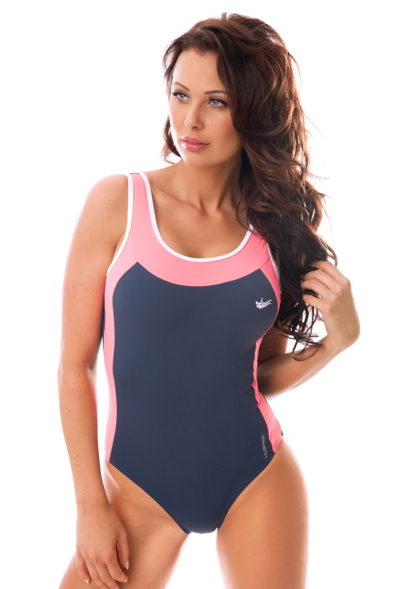 Dámské italské sportovní plavky Bettye