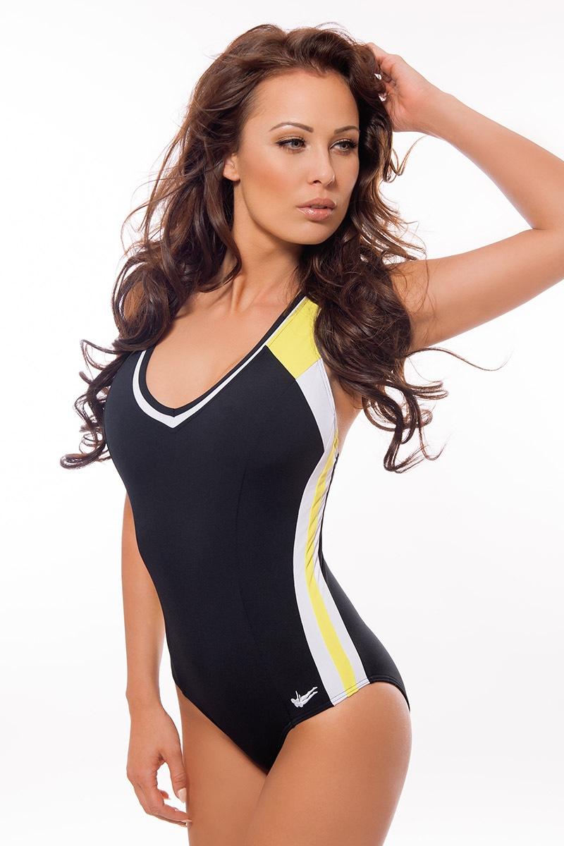 Dámské italské sportovní plavky Sharon