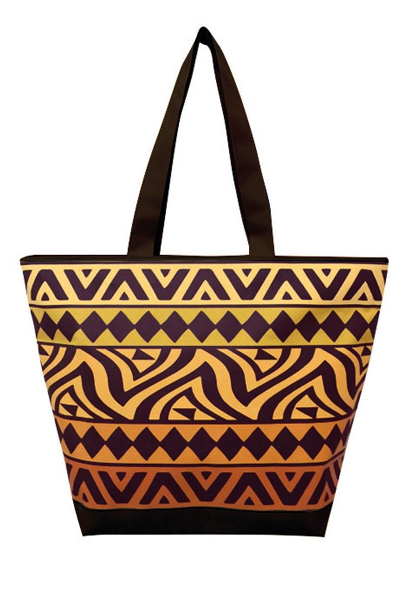 Plážová taška Ethnique Savana