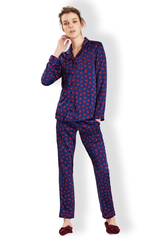 Dámské italské pyžamo Elegance