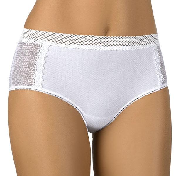 Kalhotky Honey White klasické