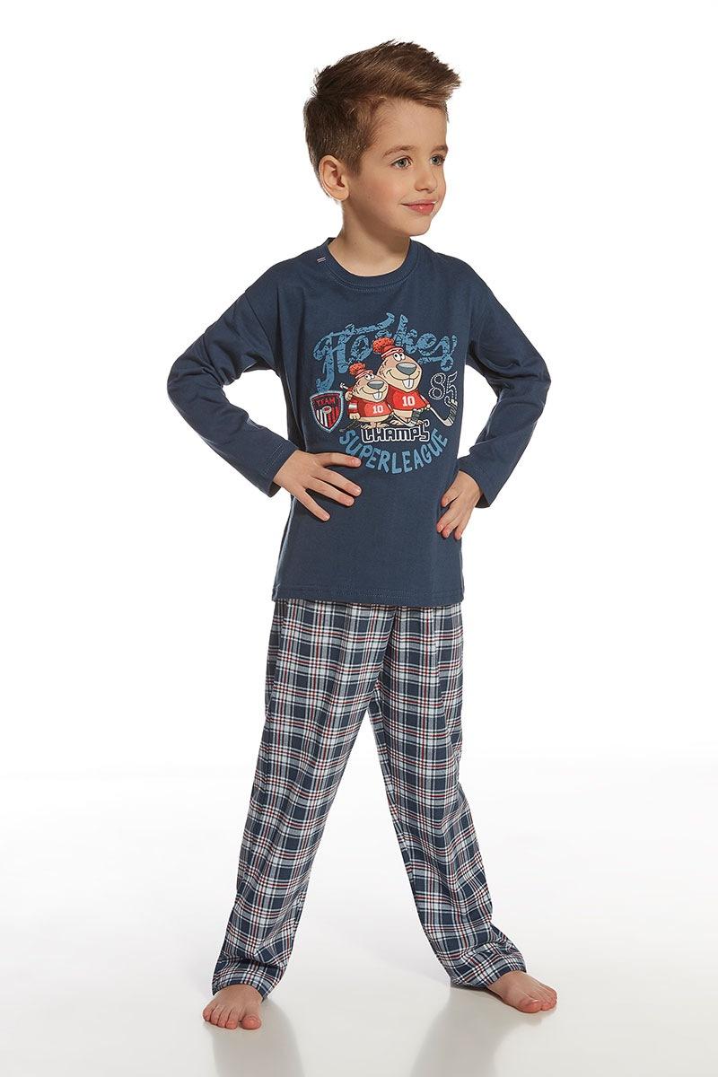 Chlapecké pyžamo Hockey