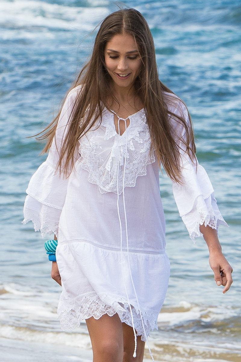 Dámské letní šaty Bianca z kolekce Iconique
