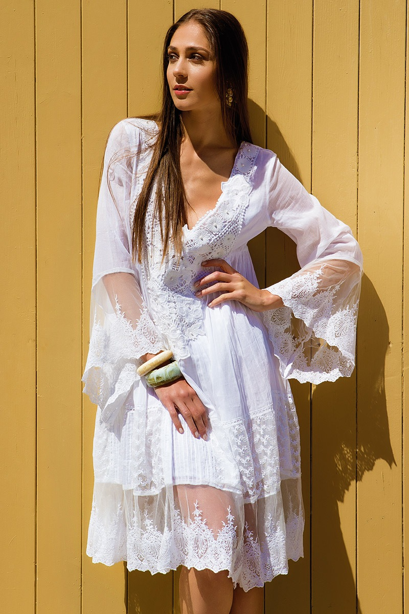 Dámské letní šaty Martha z kolekce Iconique