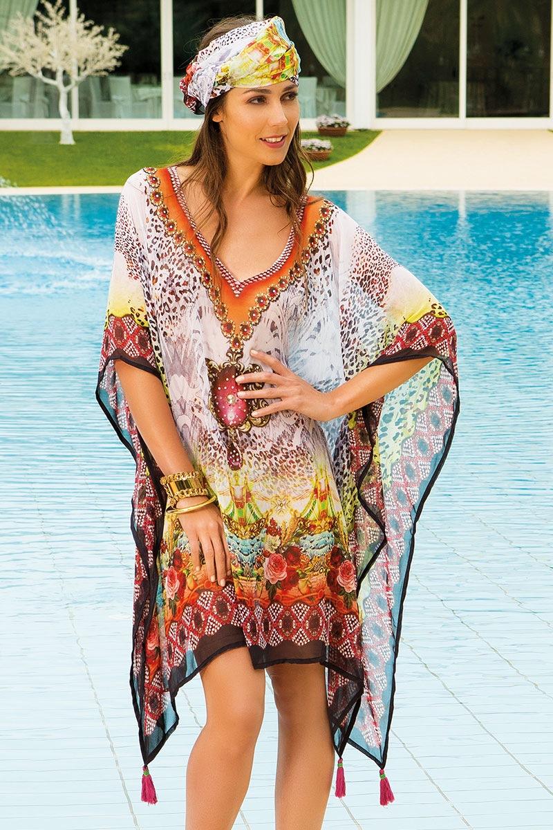 Dámské letní šaty Whitney z kolekce Iconique