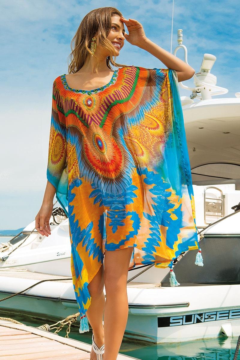 Dámské letní šaty Elen z kolekce Iconique